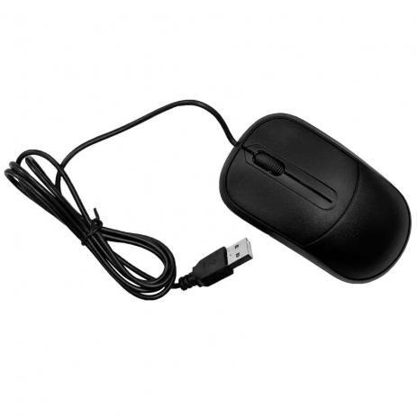 Mouse Usb Com Fio - CK-MS35 - COLETEK