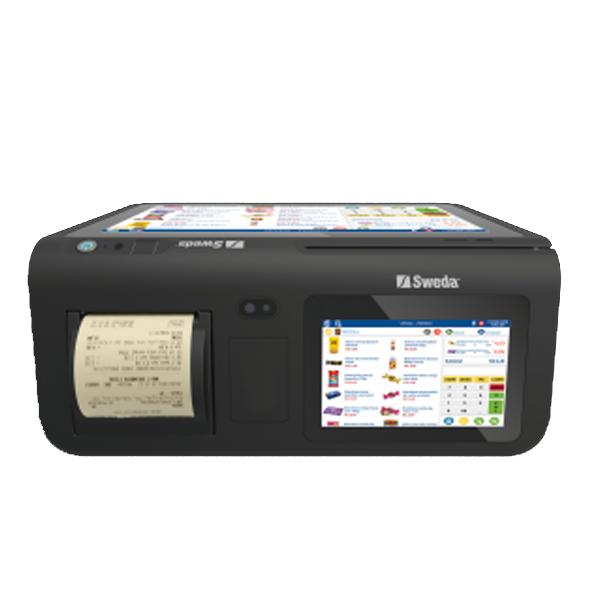PDV Mobox Morion Sweda Com Impressora e Sistema de Vendas e Gestão