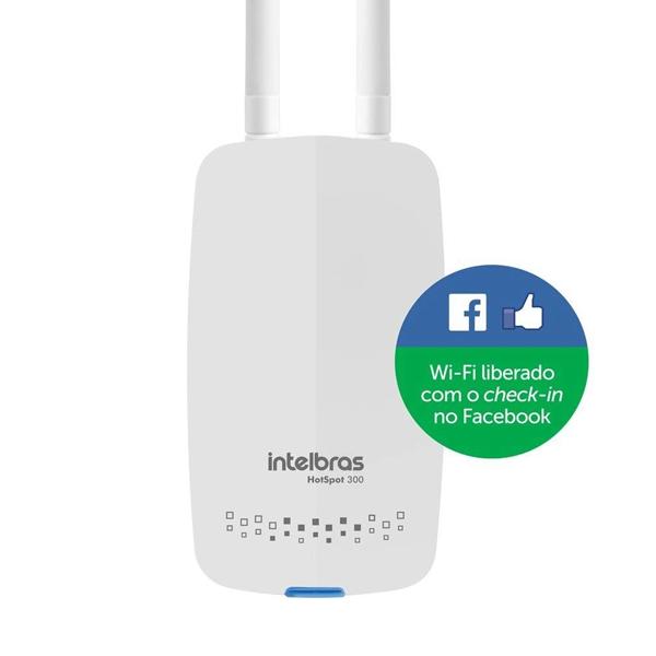 Roteador Wireless HOTSPOT 300- Intelbras