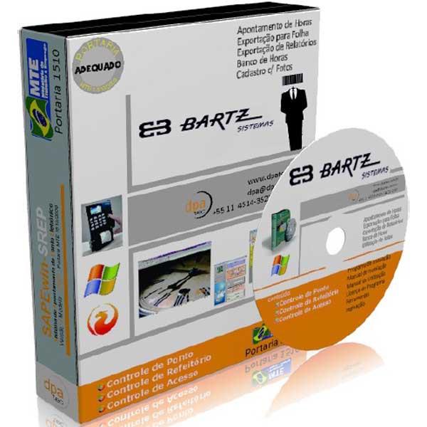Software para Controle de Ponto - Bartz