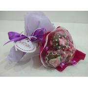 Bouquet com 3 Unidades de Pop Cake