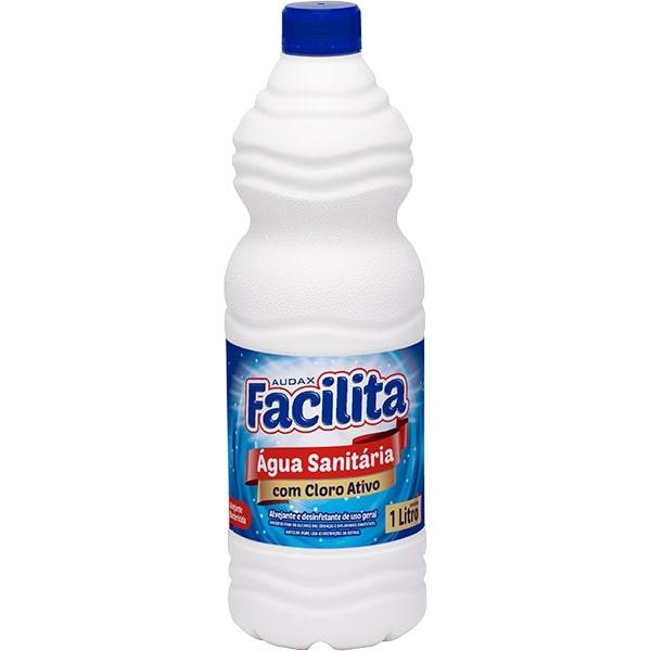 Água Sanitária 1 Litro
