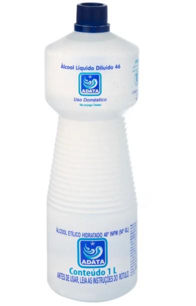 Álcool 46 1 Lt