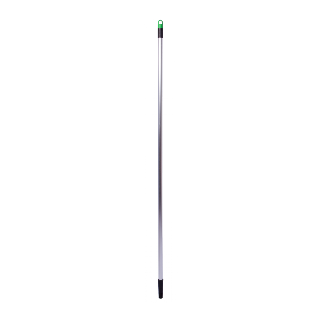 cabo de aluminio verde com rosca