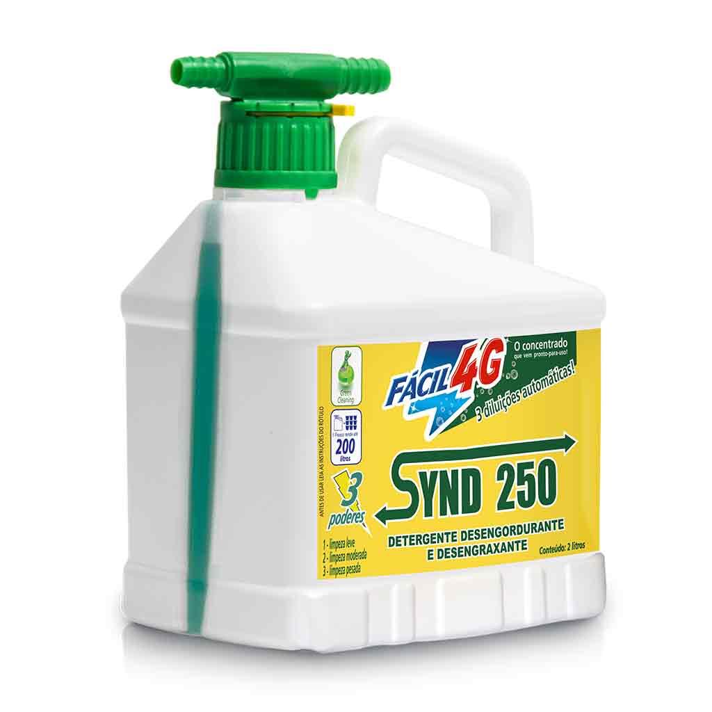 Desengraxante Biodegradável Synd 250 Fácil 4G 2 lt
