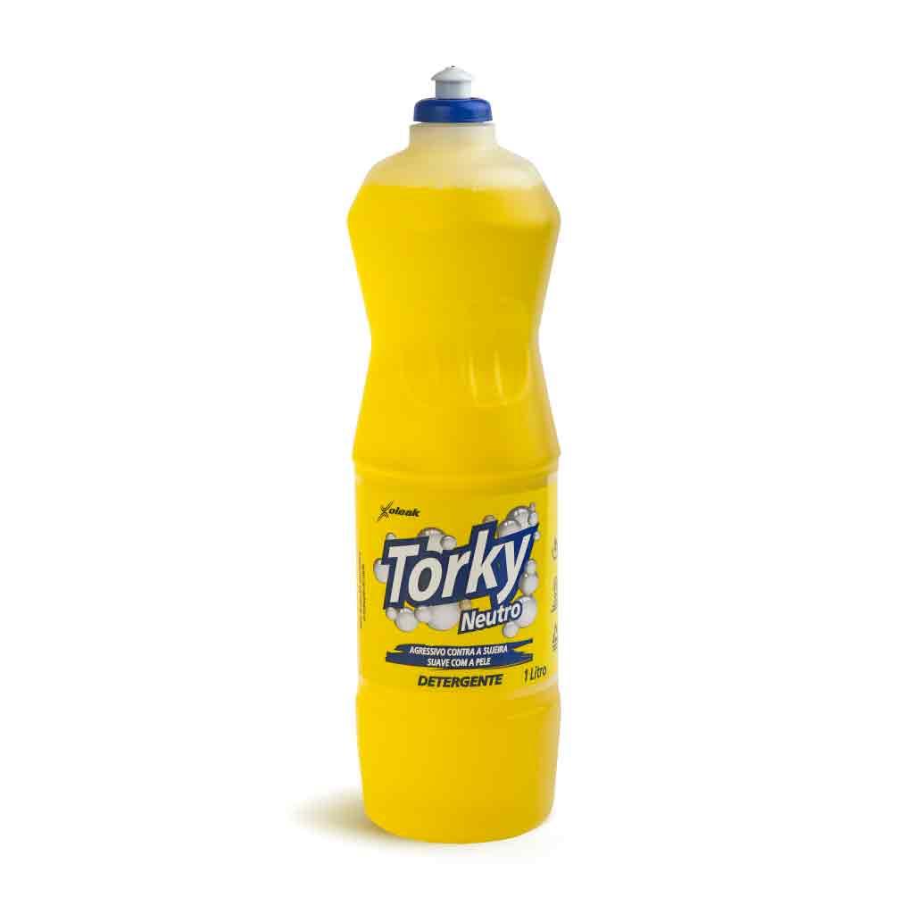 Detergente Lava Louças Torky - 1 lt