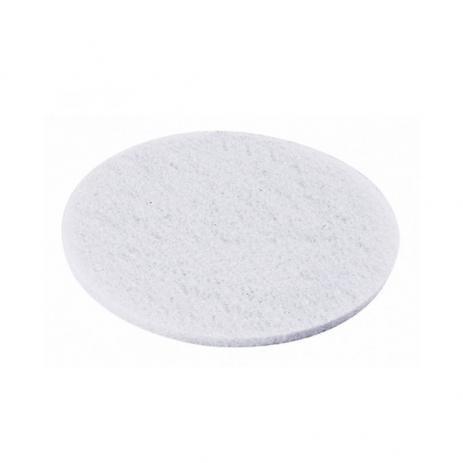 Disco Branco Para Enceradeira 350 mm - 3M Tin