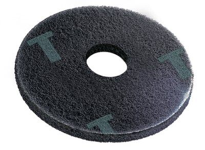 Disco Enceradeira 410 mm Preto - 3M Tin