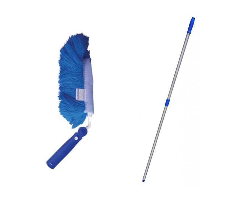 espanador com cabo kit
