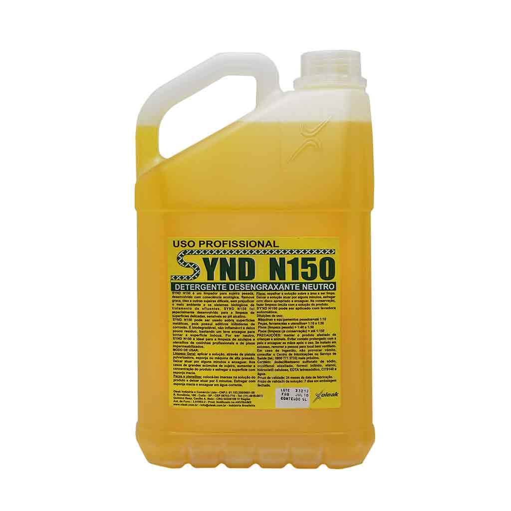 Sabão Neutro Líquido Synd N150 5 lts