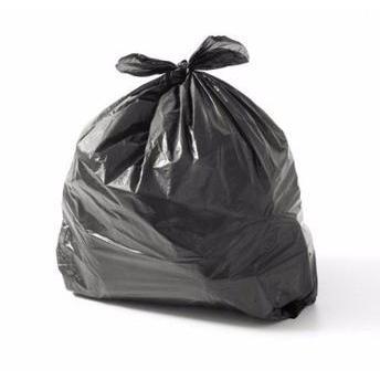 Saco De Lixo Preto 40 lt 50 un