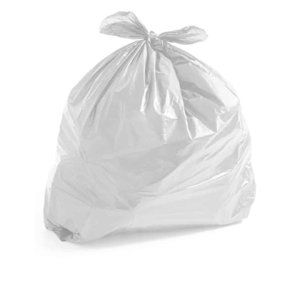 Saco Lixo 60 Litros Branco