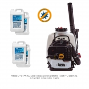 Combo Atomizador UBV-BV + 20 Litros de DulGerm H