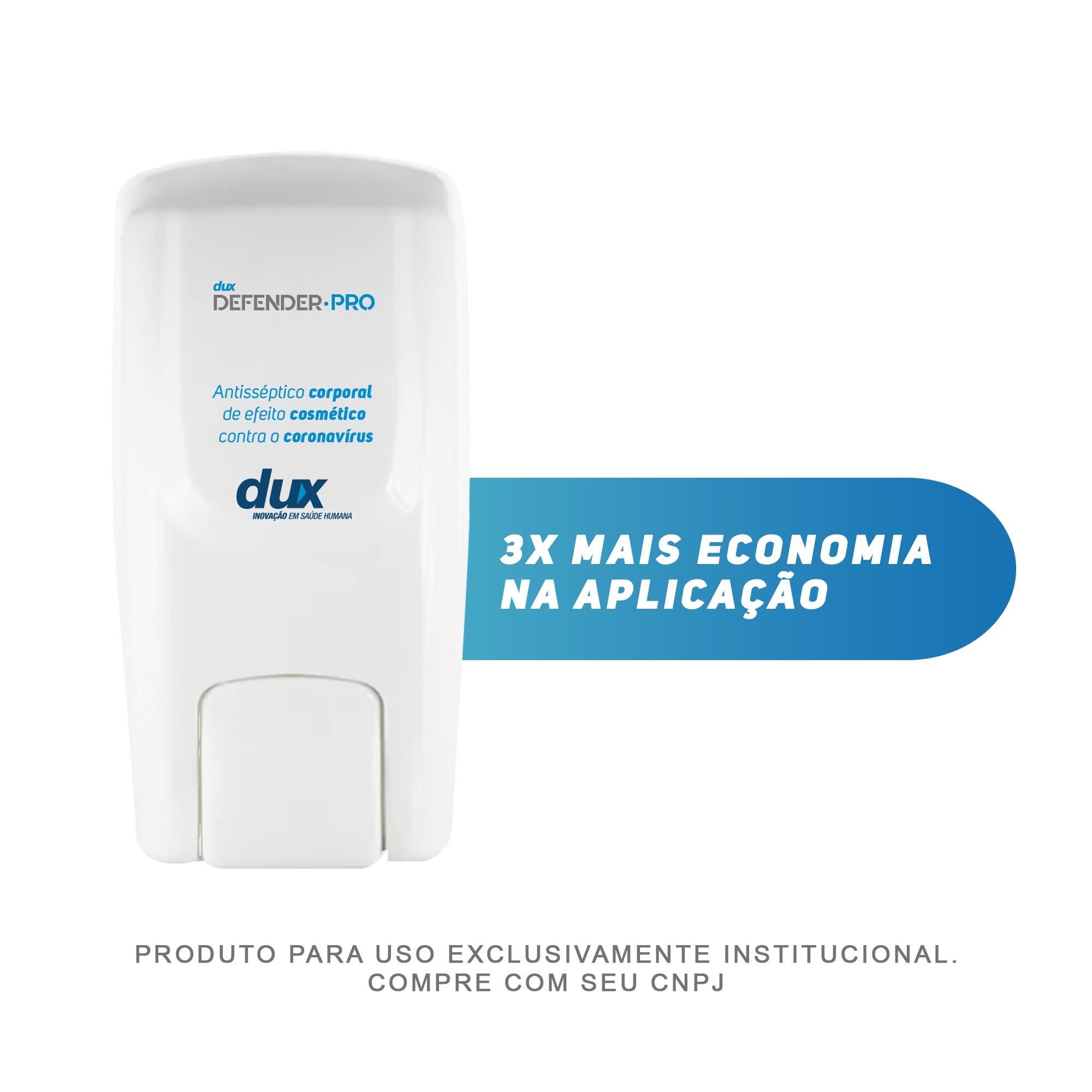 Combo 25 litros de Dux Defender Pro + 3 Dispensers Century