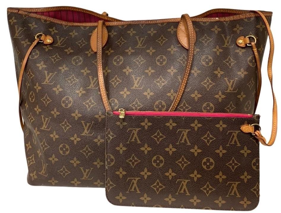 Bols Louis Vuitton Neverfull Monogram GM