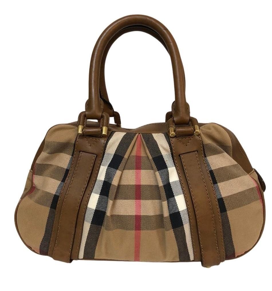 Bolsa Burberry Handbag