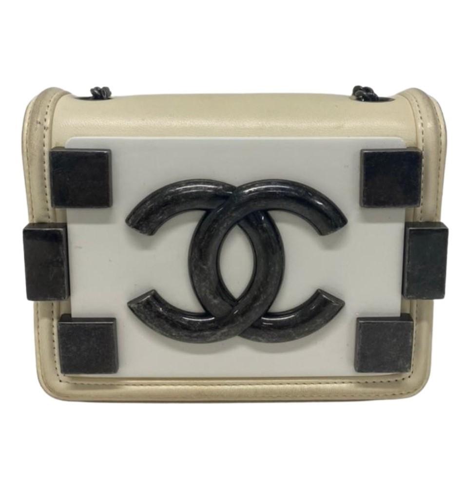 Bolsa Chanel Boy Brick
