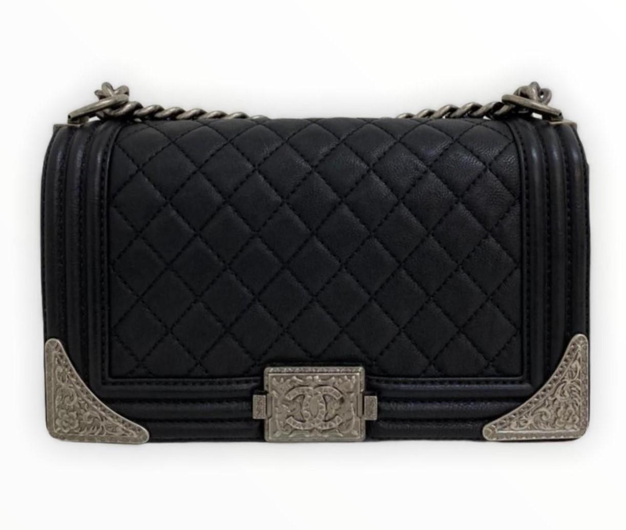 Bolsa Chanel Boy Special Edition