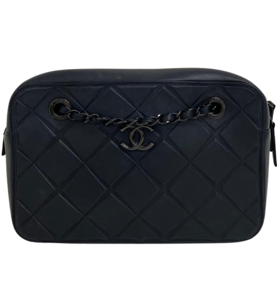 Bolsa Chanel Camera Crossbody