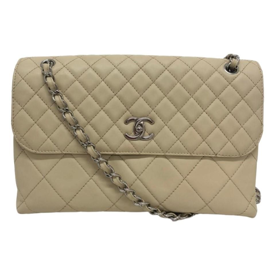 Bolsa Chanel Chain Lambskin