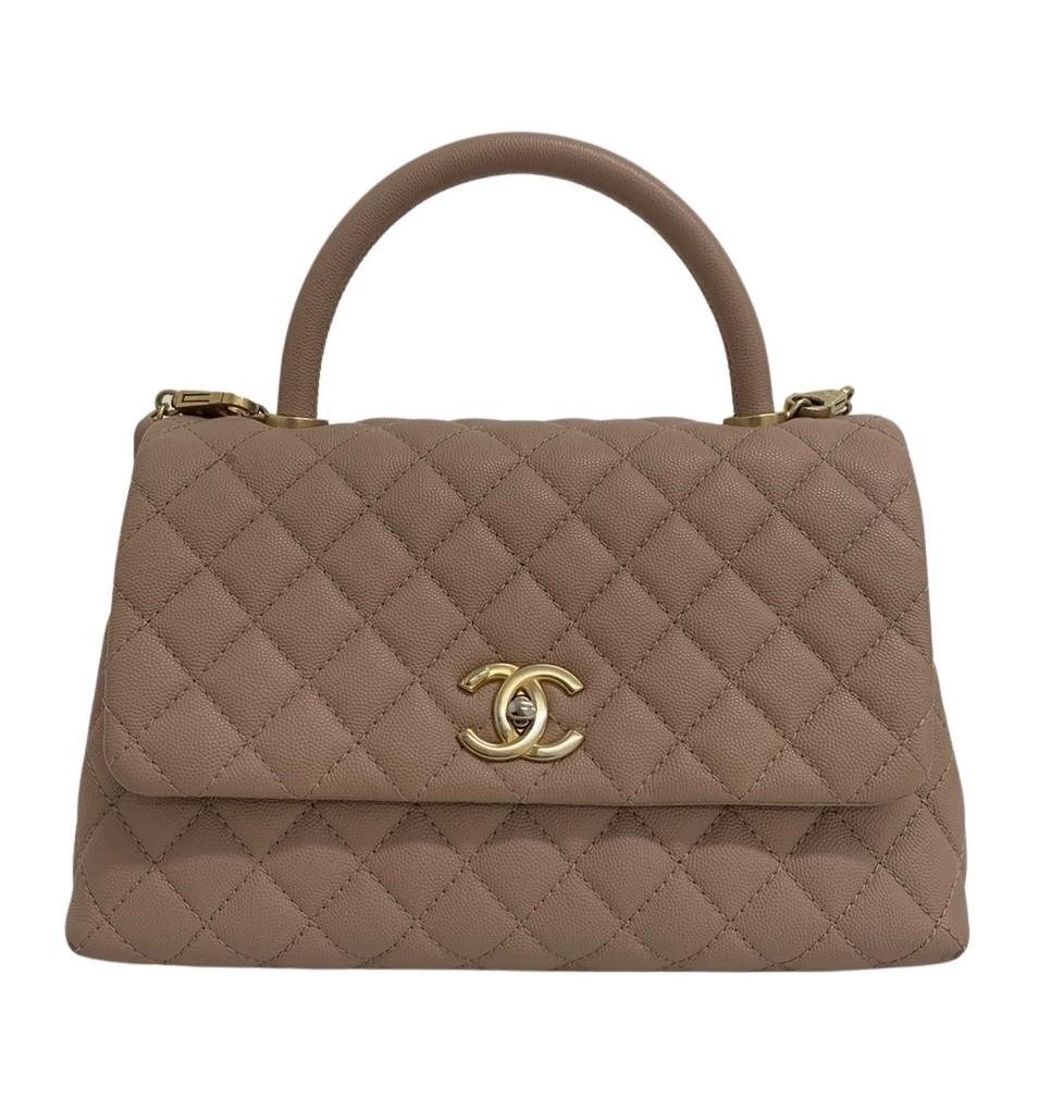 Bolsa Chanel Coco Handle