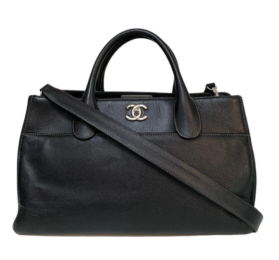 Bolsa Chanel Executive Preta