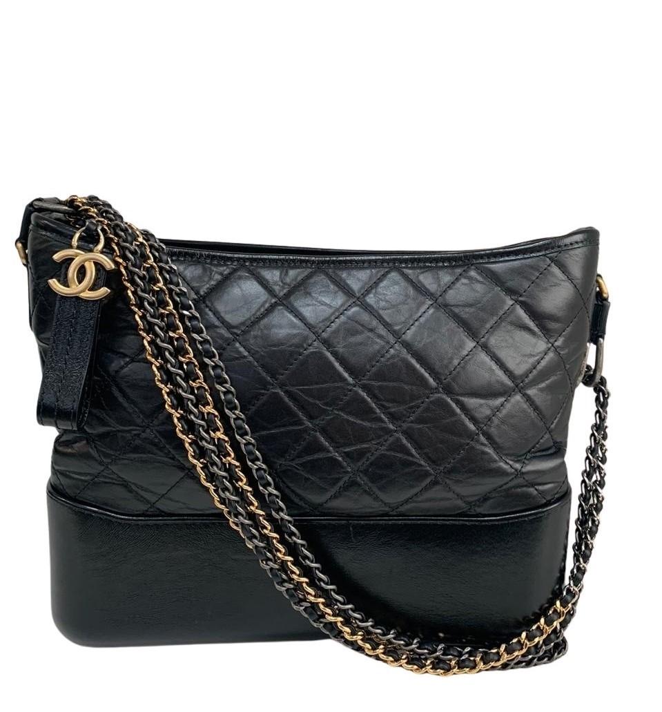 Bolsa Chanel Gabrielle Hobo