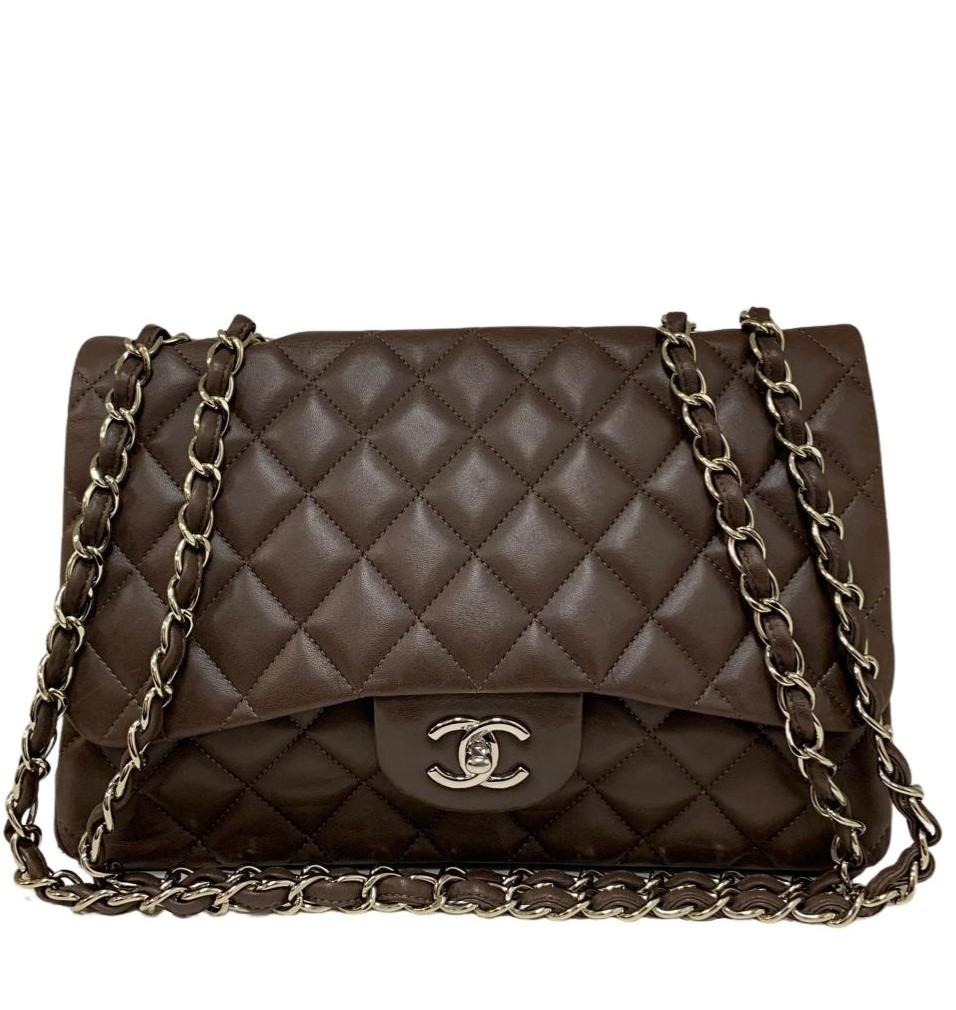 Bolsa Chanel Jumbo Single Flap