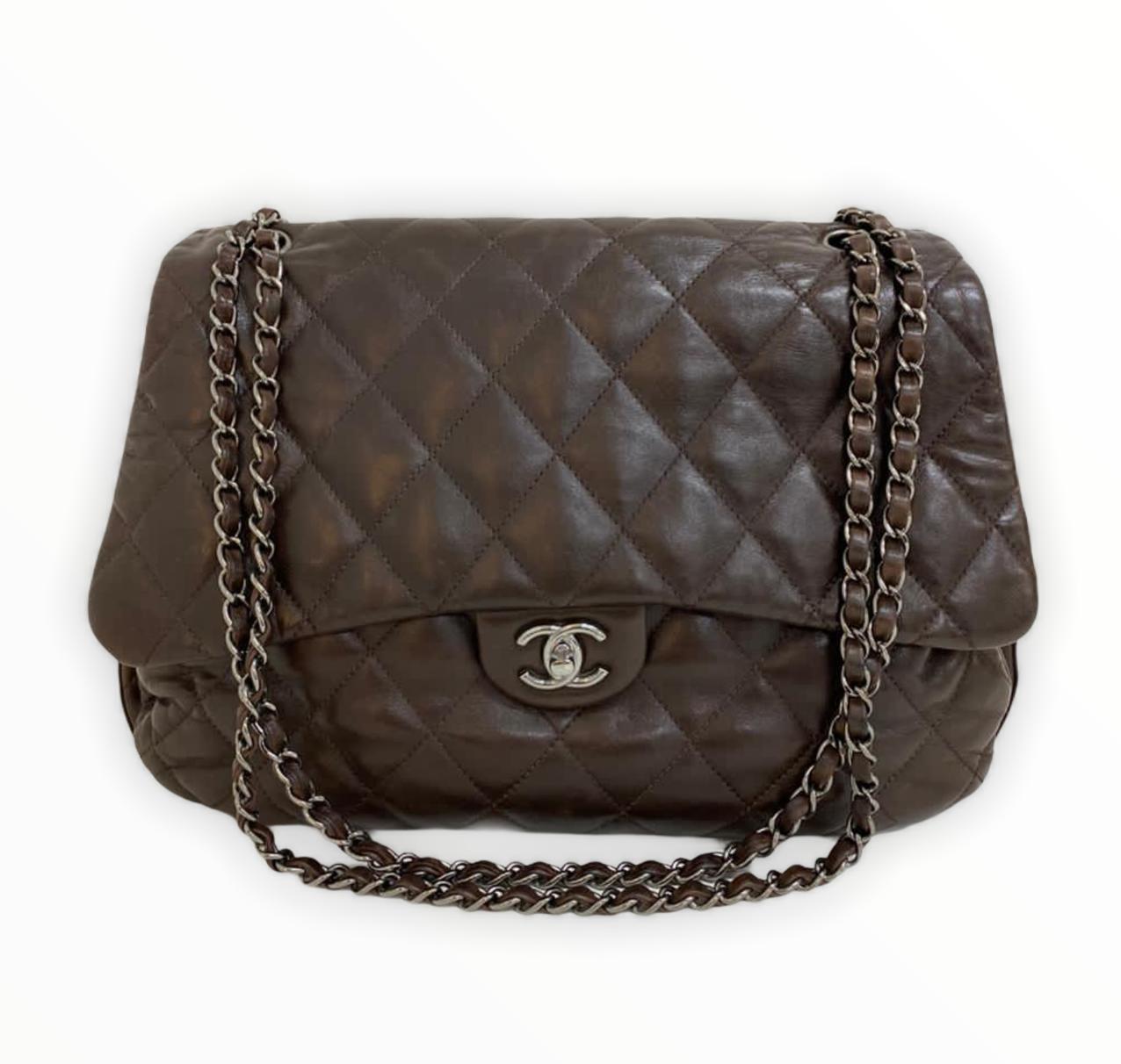 Bolsa Chanel Lambskin