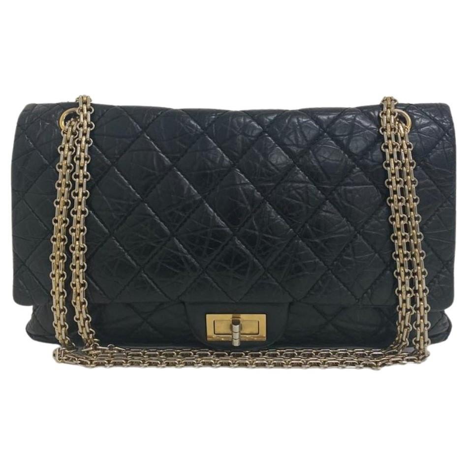 Bolsa Chanel Reissue Preta