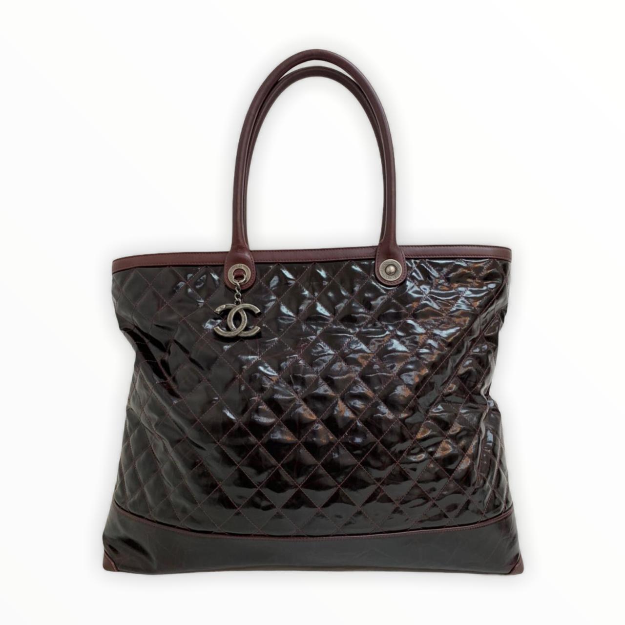 Bolsa Chanel Verniz