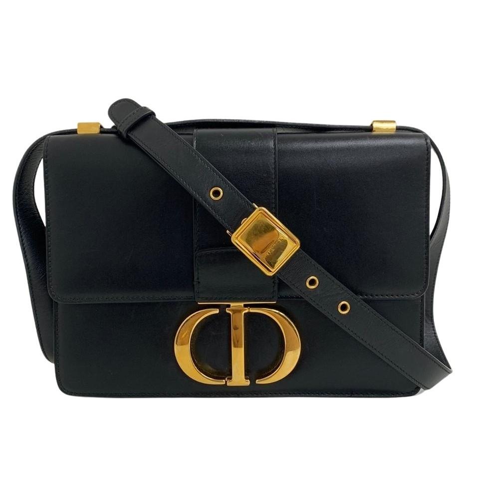 Bolsa Dior 30 Montaigne Preta