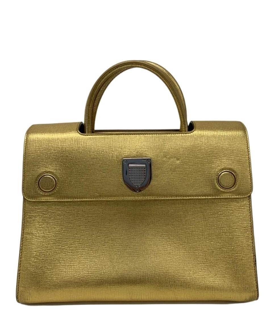 Bolsa Dior Diorever Dourada