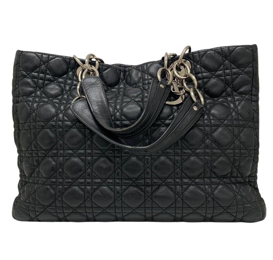 Bolsa Dior Soft Shopping Preta