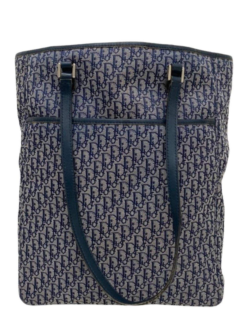Bolsa Dior Vintage Oblique Jacquard