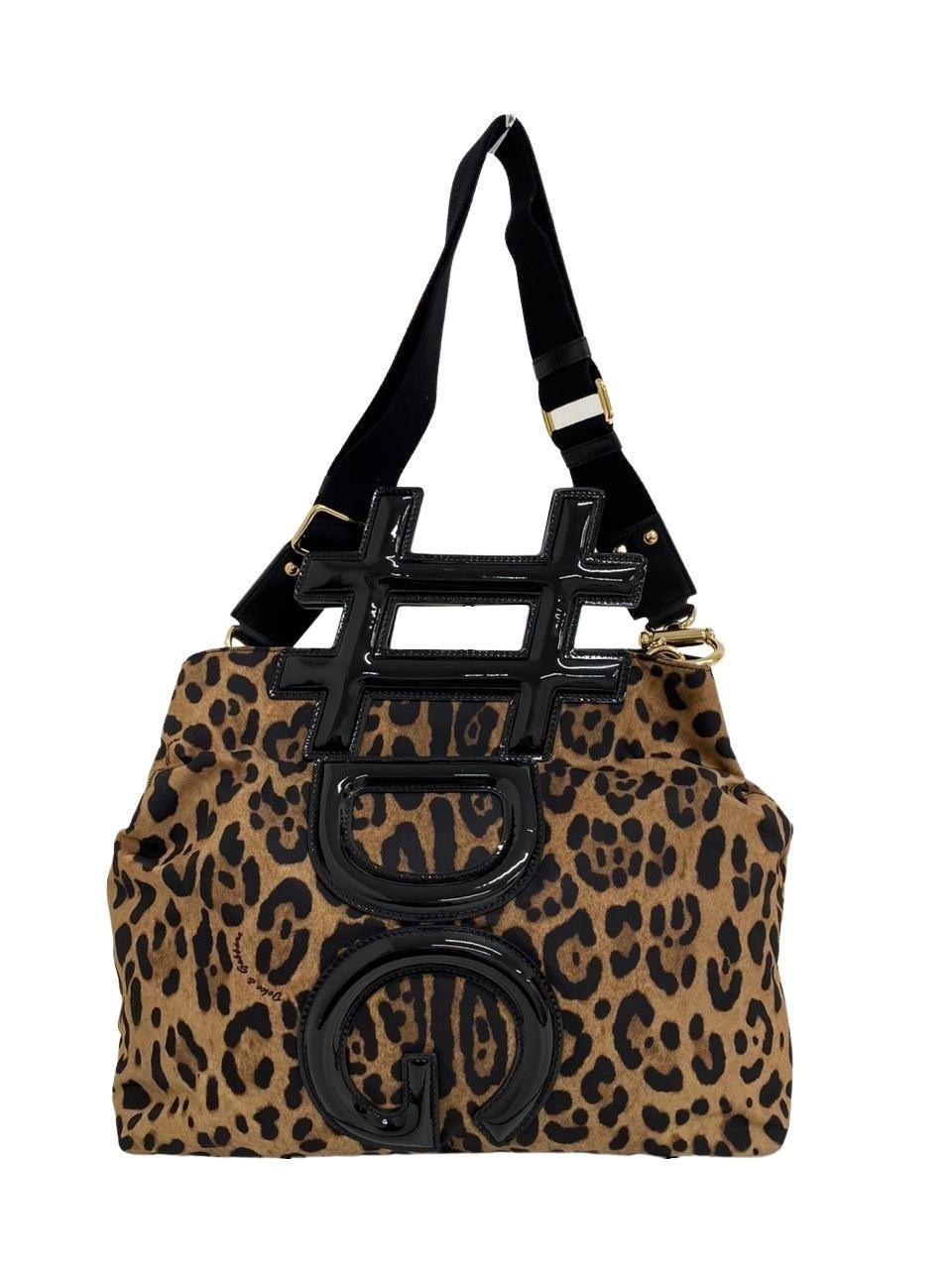 Bolsa Dolce & Gabbana Animal Print