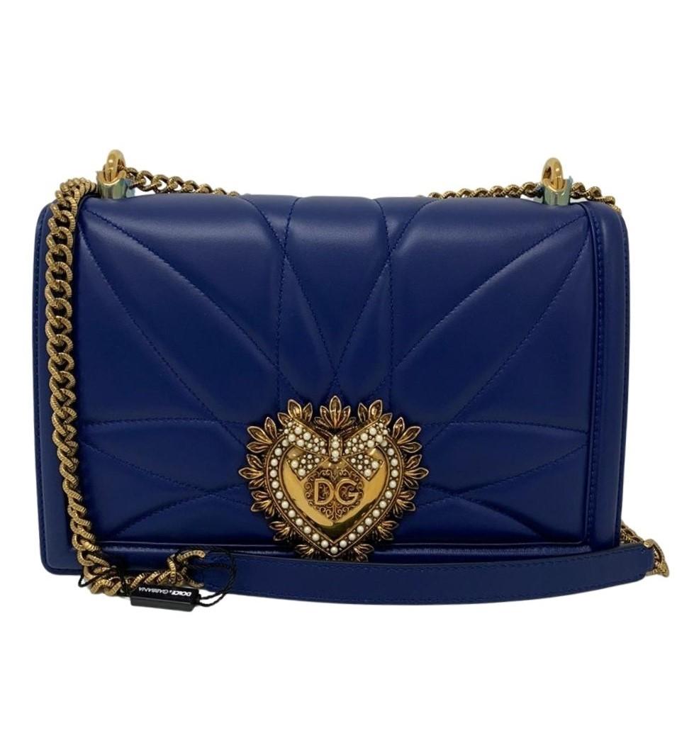 Bolsa Dolce & Gabbana Devotion Azul