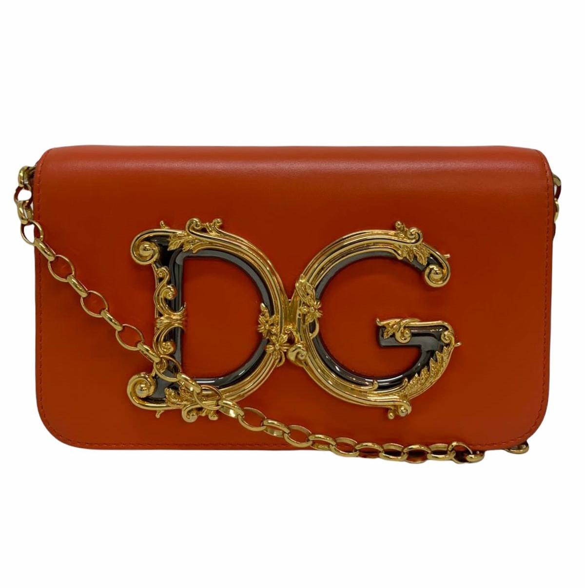 Bolsa Dolce & Gabbana DG Girls Small Barocco