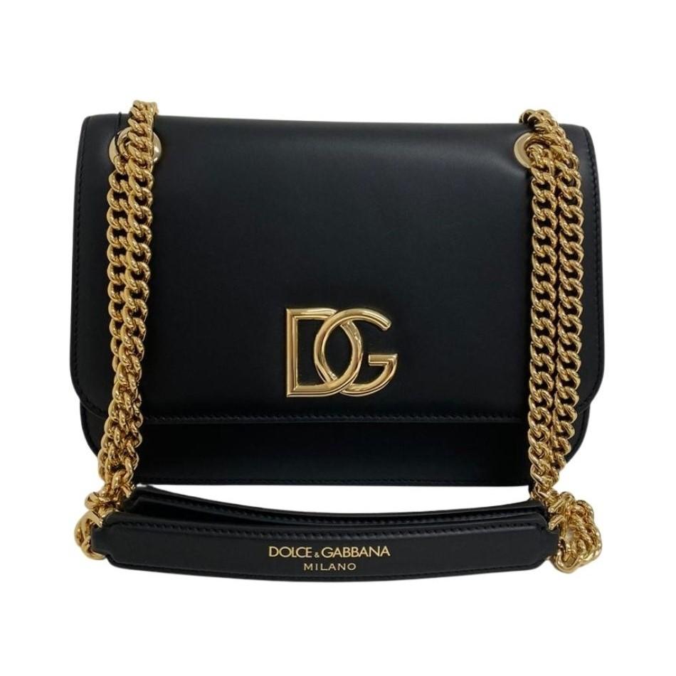 Bolsa Dolce & Gabbana Millennials Preta