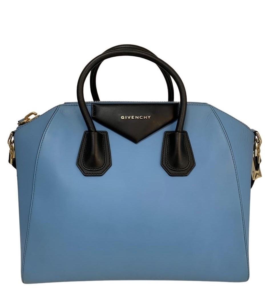 Bolsa Givenchy Antigona Azul
