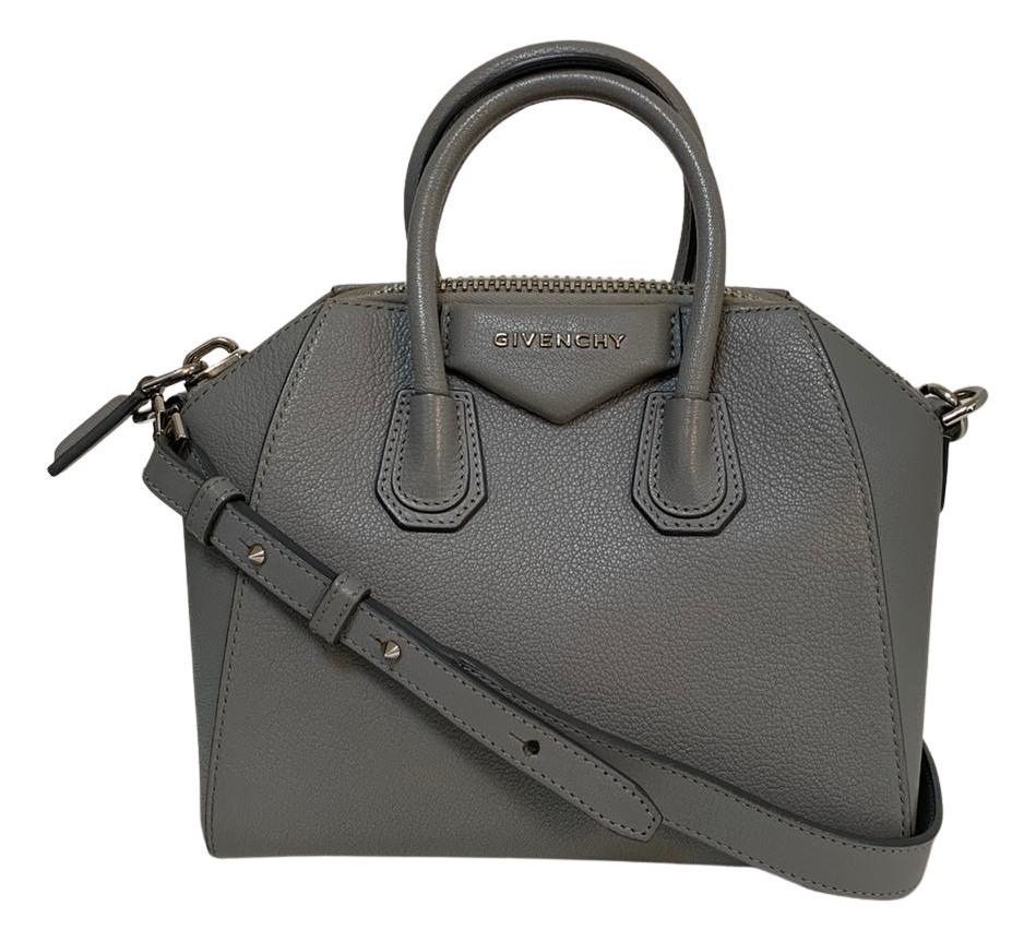 Bolsa Givenchy Antigona Cinza