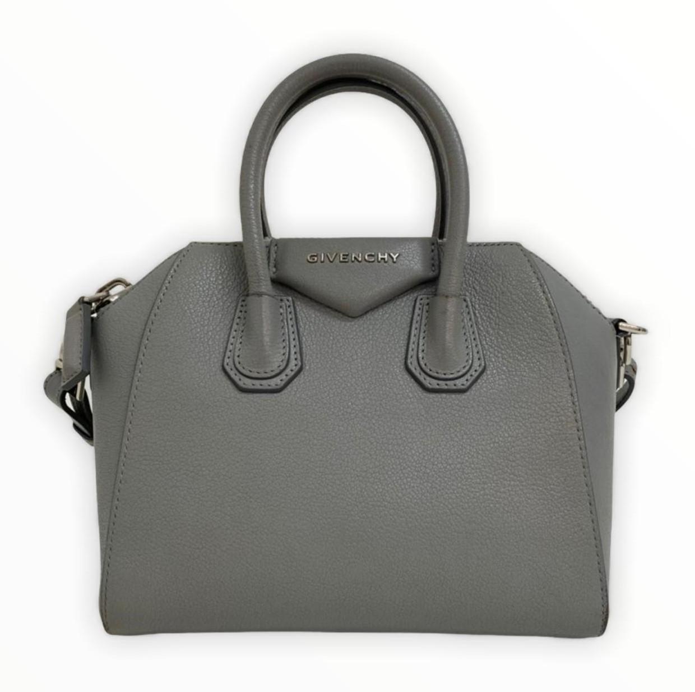Bolsa Givenchy Antigona Mini Cinza