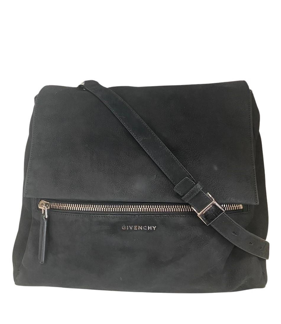 Bolsa Givenchy Suede Preta