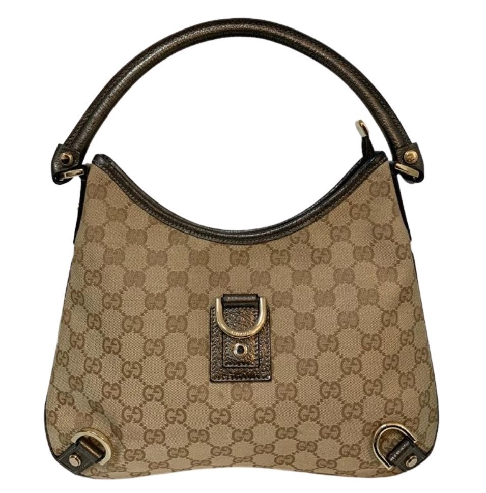 Bolsa Gucci D-ring Abbey Hobo