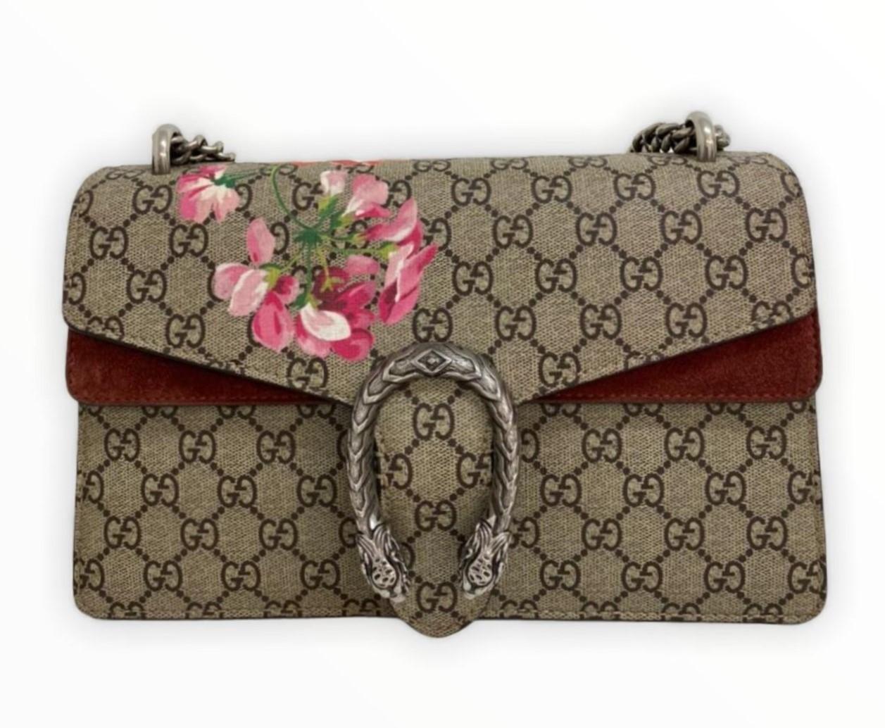 Bolsa Gucci Dionysus Blooms