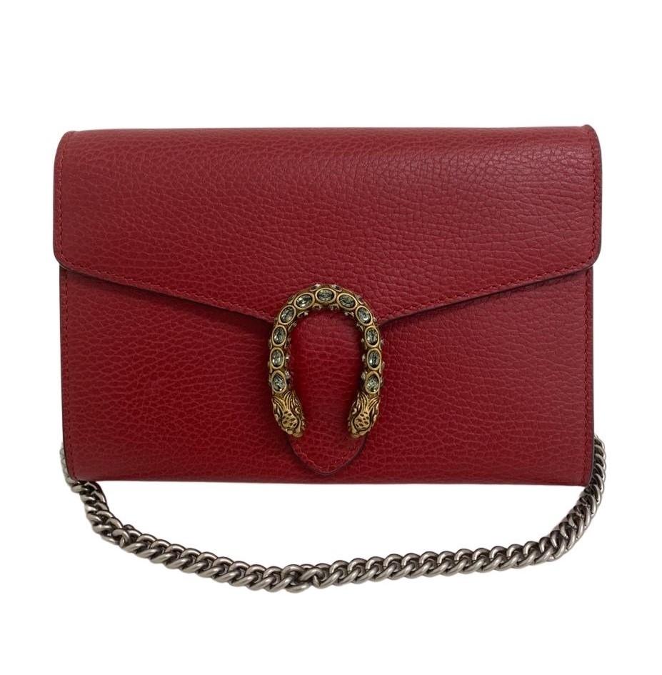 Bolsa Gucci Dionysus Vermelha