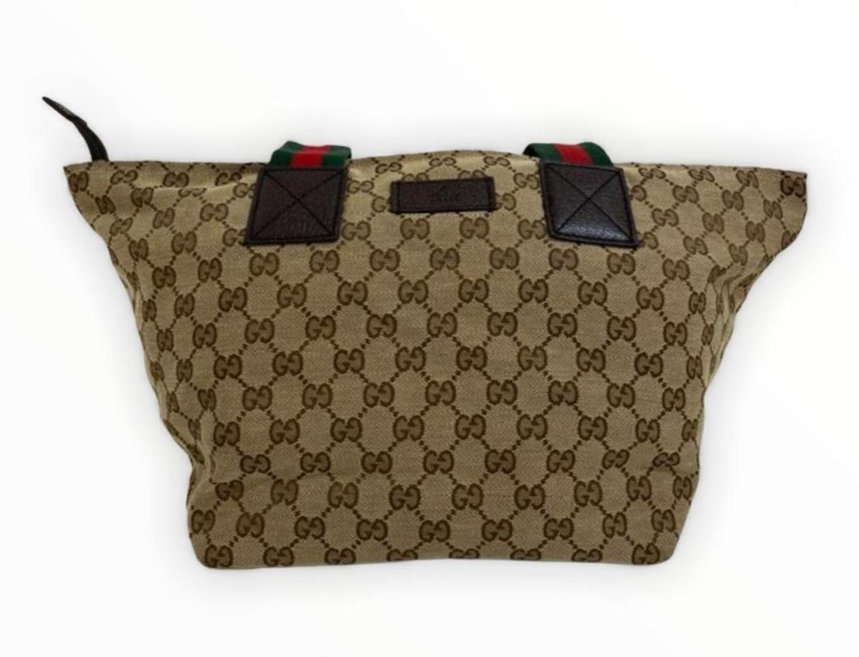 Bolsa Gucci GG Canvas