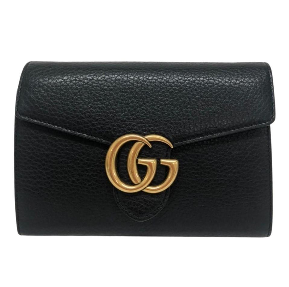 Bolsa Gucci GG Marmont Mini Chain