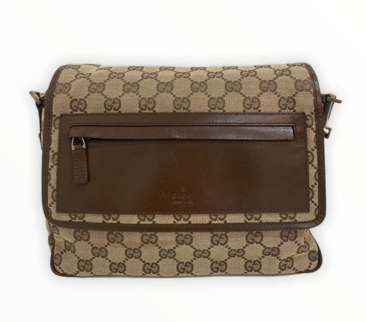 Bolsa Gucci GG Monogram Crossbody