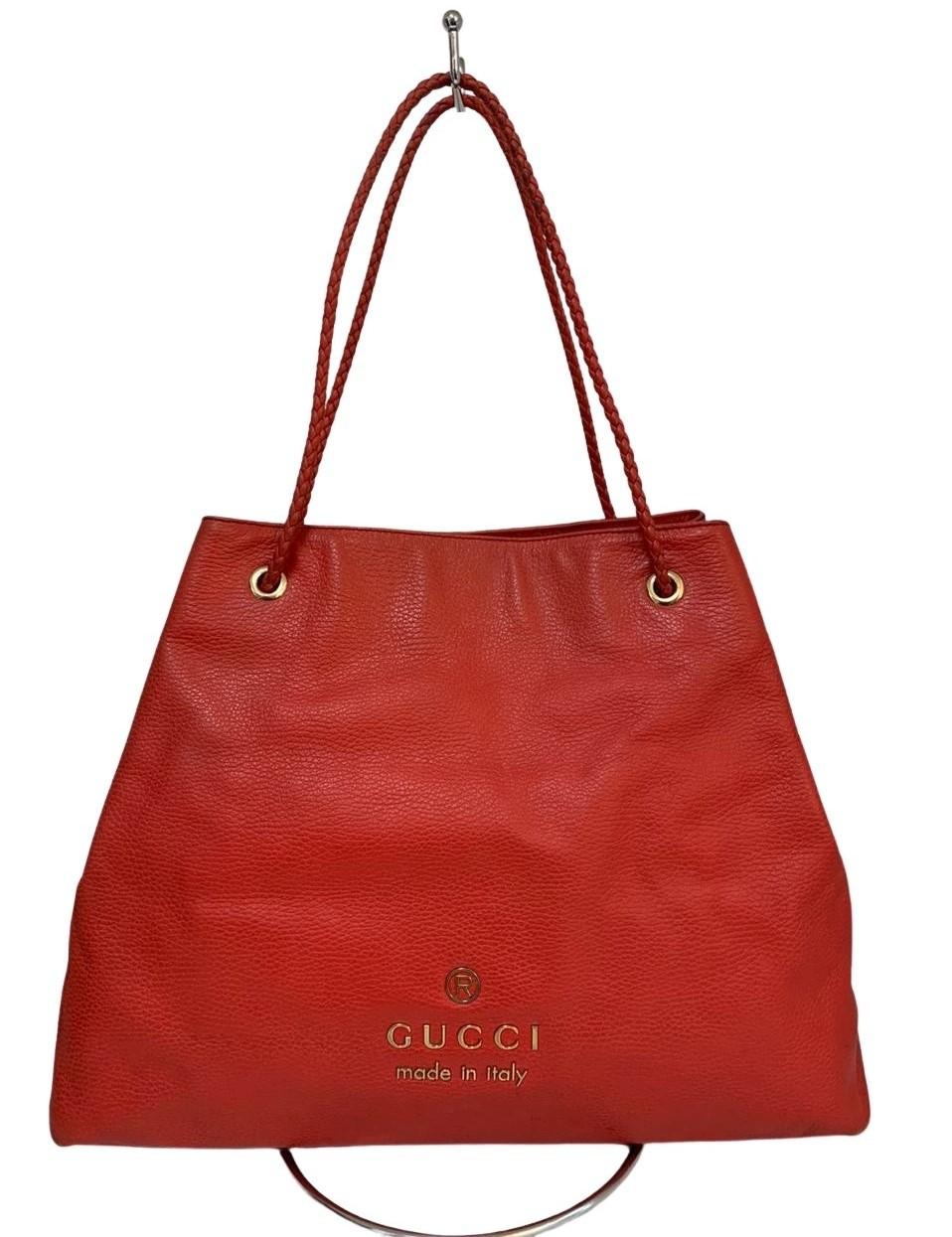Bolsa Gucci Gifford Vermelha